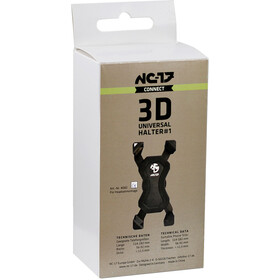 NC-17 Connect 3D Universal Halter #1 A-Headset Montage